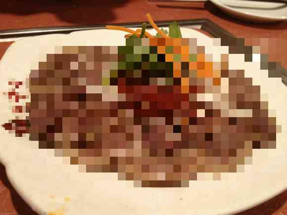 池袋の中華料理店で「犬の肉」を食べてみた | ロケットニュース24