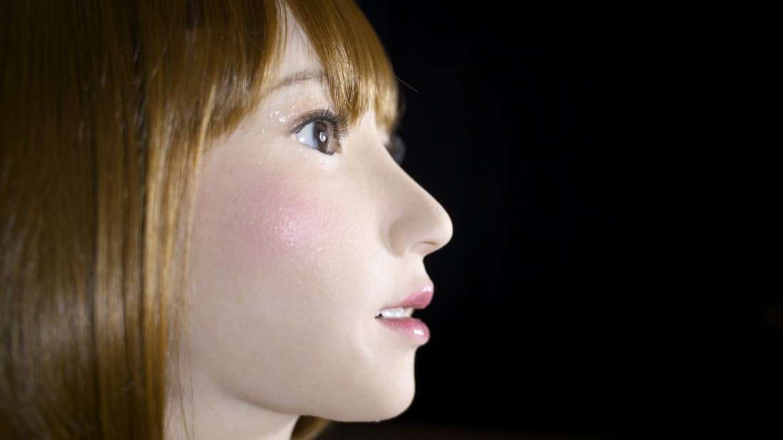Japan's search for the perfect robot - CNN Video