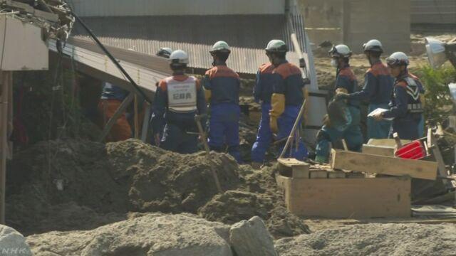 九州北部豪雨 福岡と大分で30人死亡 安否不明10数人 | NHKニュース