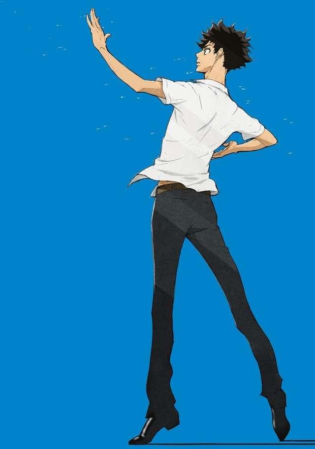 アニメ「ボールルーム」多々良役は土屋神葉!森川智之、岡本信彦、佐倉綾音も - コミックナタリー