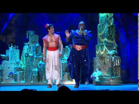 Tony Awards - 2014 - Scene 02 - Aladdin - YouTube