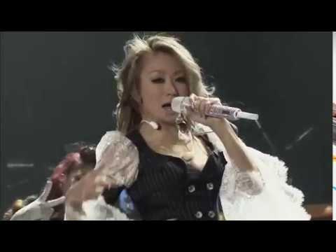 倖田來未 Crazy 4 u(2015  THE ARTIST) - YouTube