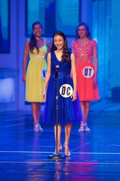 全米の「最優秀女子高生」コンクールで日本人が優勝
