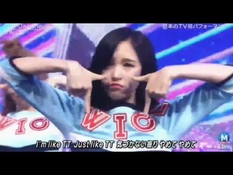 6.30  TWICE  Mステ T T - YouTube