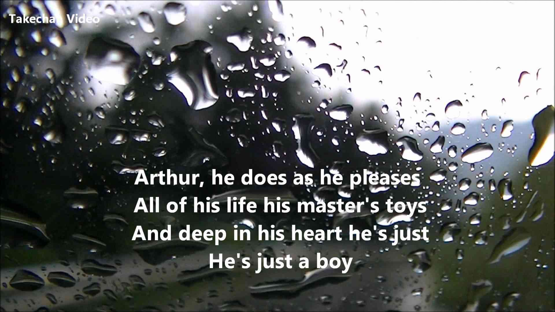Arthur's Theme (the Best That You Can Do) Lyrics - Christopher Cross - YouTube