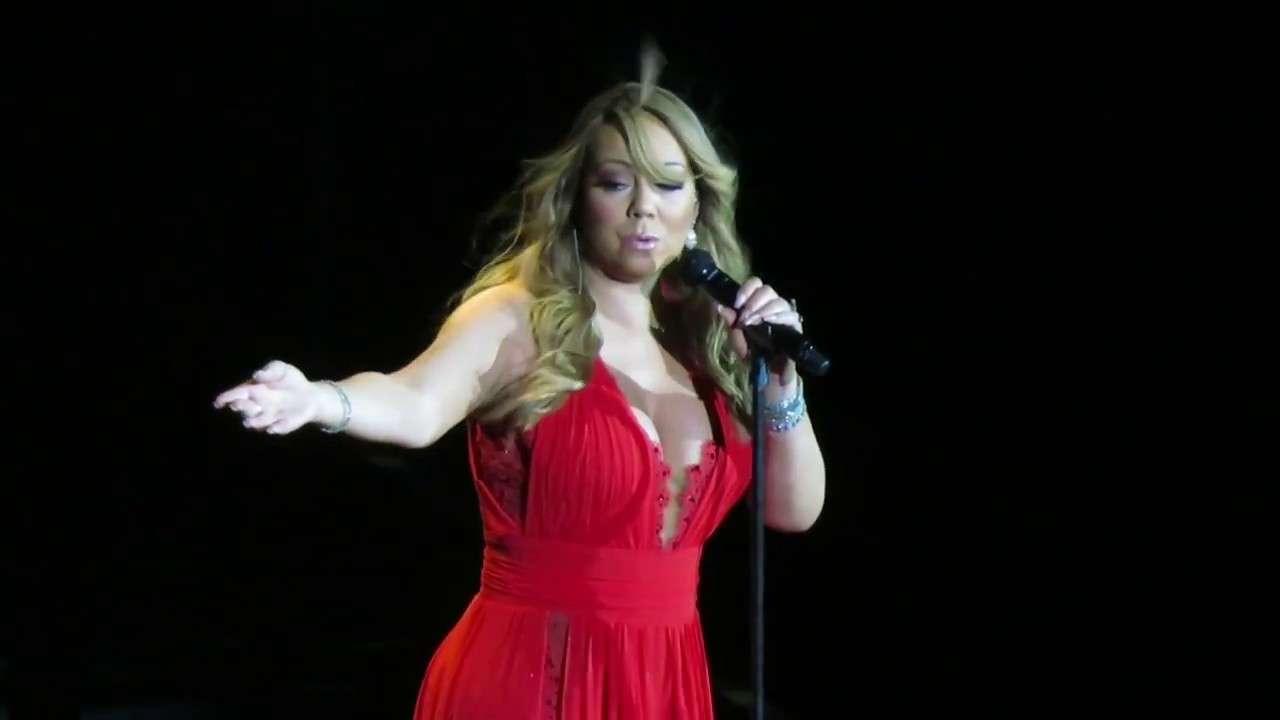 Mariah Carey - Hero (Live in Oakland CA, Oracle Arena, July 21, 2017) - YouTube