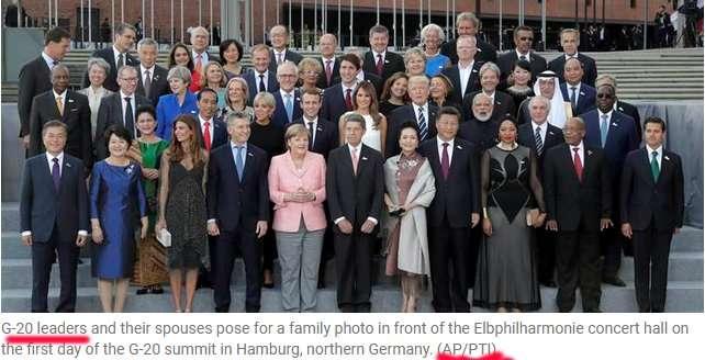 安倍夫妻がG20の会場から姿を消した!! 記念写真にも写っていない。外国のメディアは何も報じないが、どうして? 亡命かな 赤かぶ