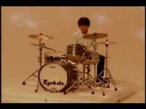 cymbals - 午前8時の脱走計画 - YouTube
