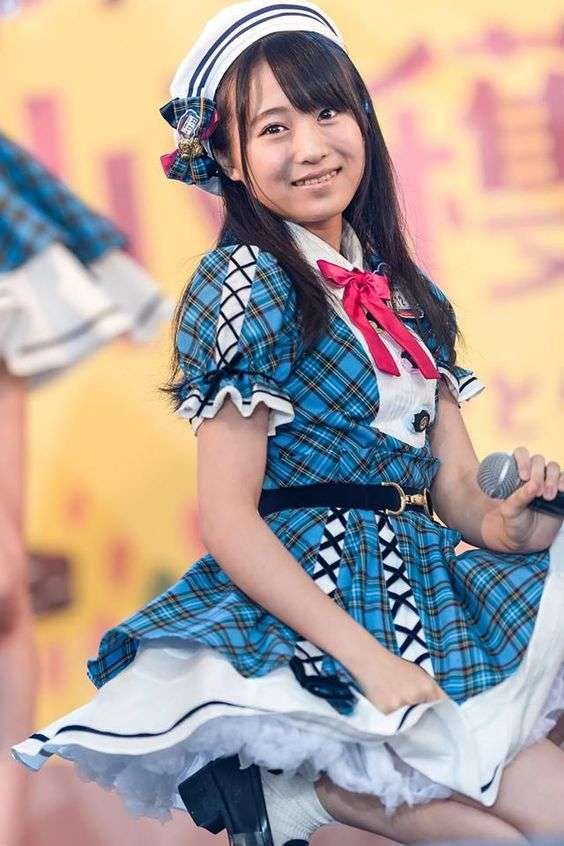 AKB48坂口渚沙、恋愛対象は「20代前半まで」と明かす→オタ激怒