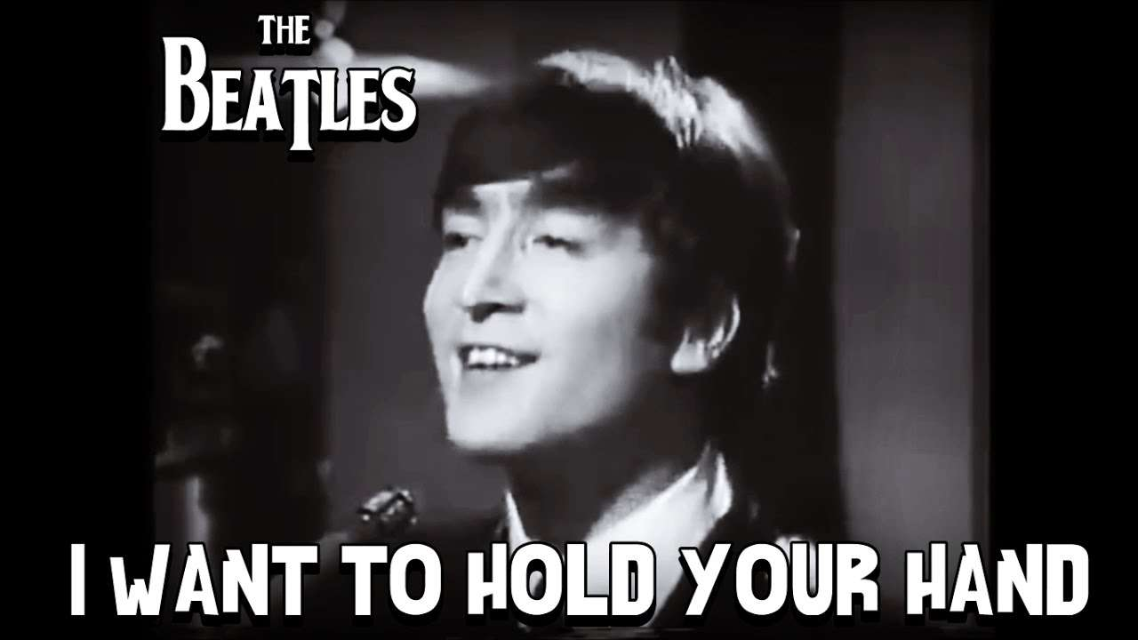 The Beatles - I Want To Hold Your Hand (live at Morecambe Show) - YouTube
