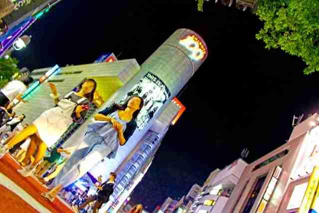 今、渋谷周辺で「謎のナンパ方法」が流行っている?