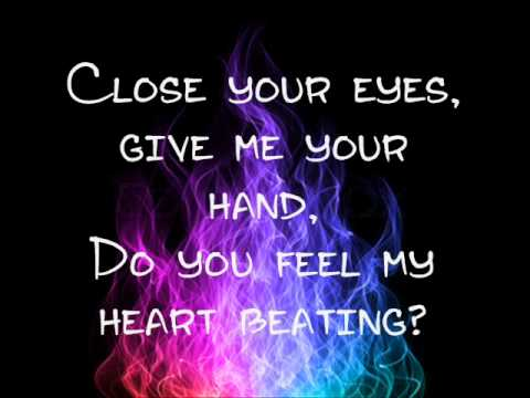 The Bangles Eternal Flame (lyrics) - YouTube