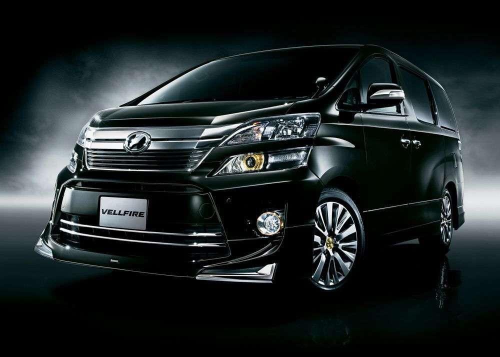 【ヴェルファイアはマイルドヤンキー、ヤンジー車】トヨタの販売マニュアルが話題に【DQN】 - NAVER まとめ