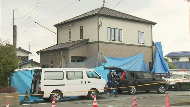 福岡 母子3人殺害事件 夫の警察官の逮捕状請求