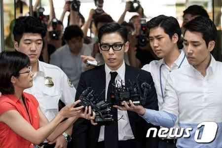大麻吸煙の「BIGBANG」T.O.P、1審の判決は「懲役10か月・執行猶予2年」 (WoW!Korea) - Yahoo!ニュース