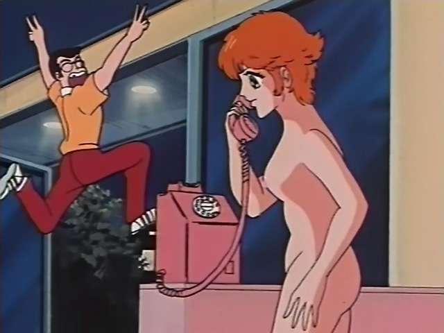 今では放送できないアニメ