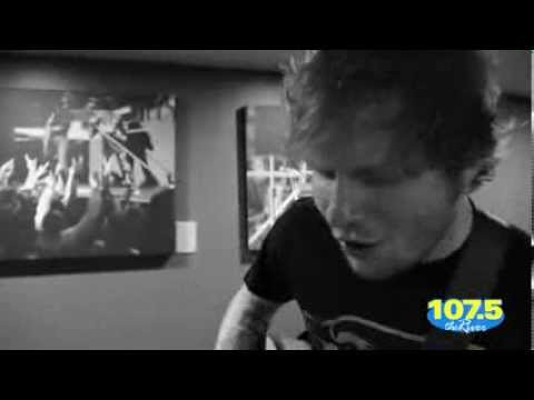 Ed Sheeran Cover Hit Me Baby One More Time - YouTube