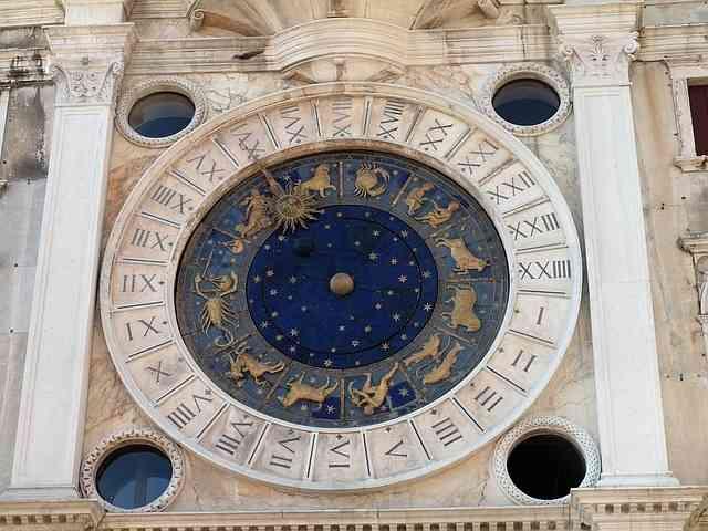 解説!西洋占星術ホロスコープの読み方