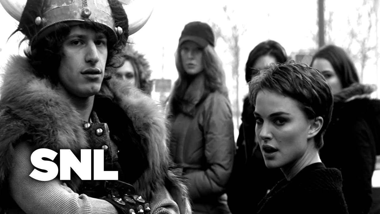 SNL Digital Short: Natalie Raps - Saturday Night Live - YouTube
