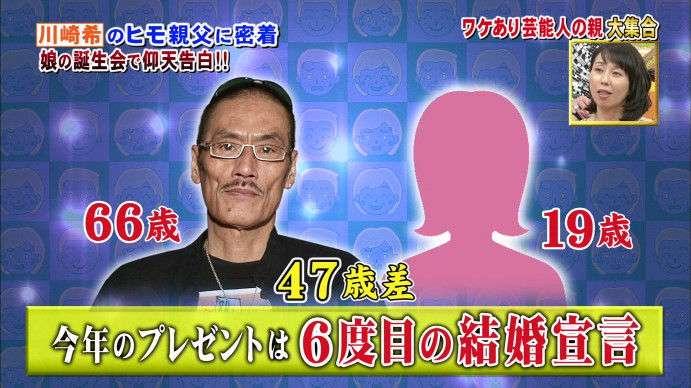 川崎希の父、6度目結婚へ 子供出産日に合わせる予定…アレクが明かす