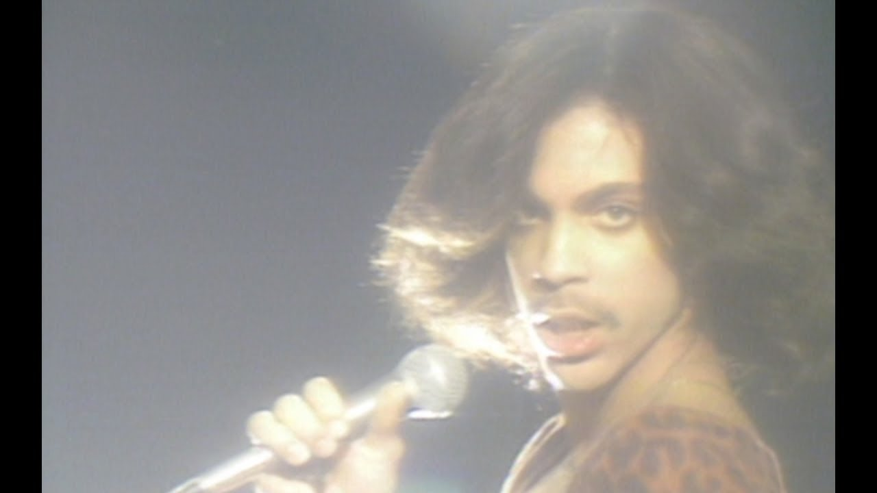 Prince - I Wanna Be Your Lover (Official Music Video) - YouTube