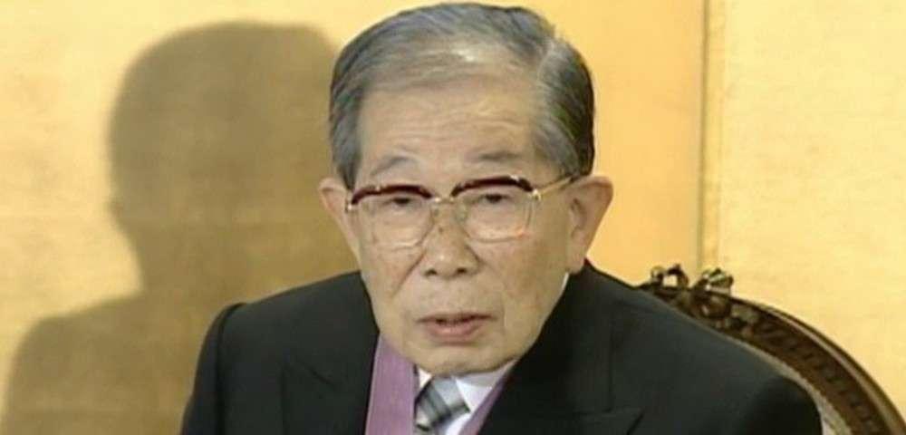 105歳の現役医師・日野原重明さん死去 | ホウドウキョク