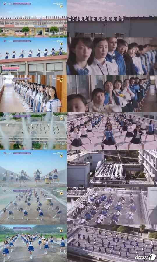 """韓国人「Mnet""""アイドル学校""""のPR映像が日本のCM盗作疑惑で炎上!」→「問題は日本の方がクオリティ高いということ」 : 海外の反応 お隣速報"""