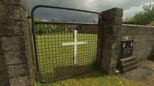 アイルランドの母子施設跡から多数の遺体 800人が埋められている可能性も