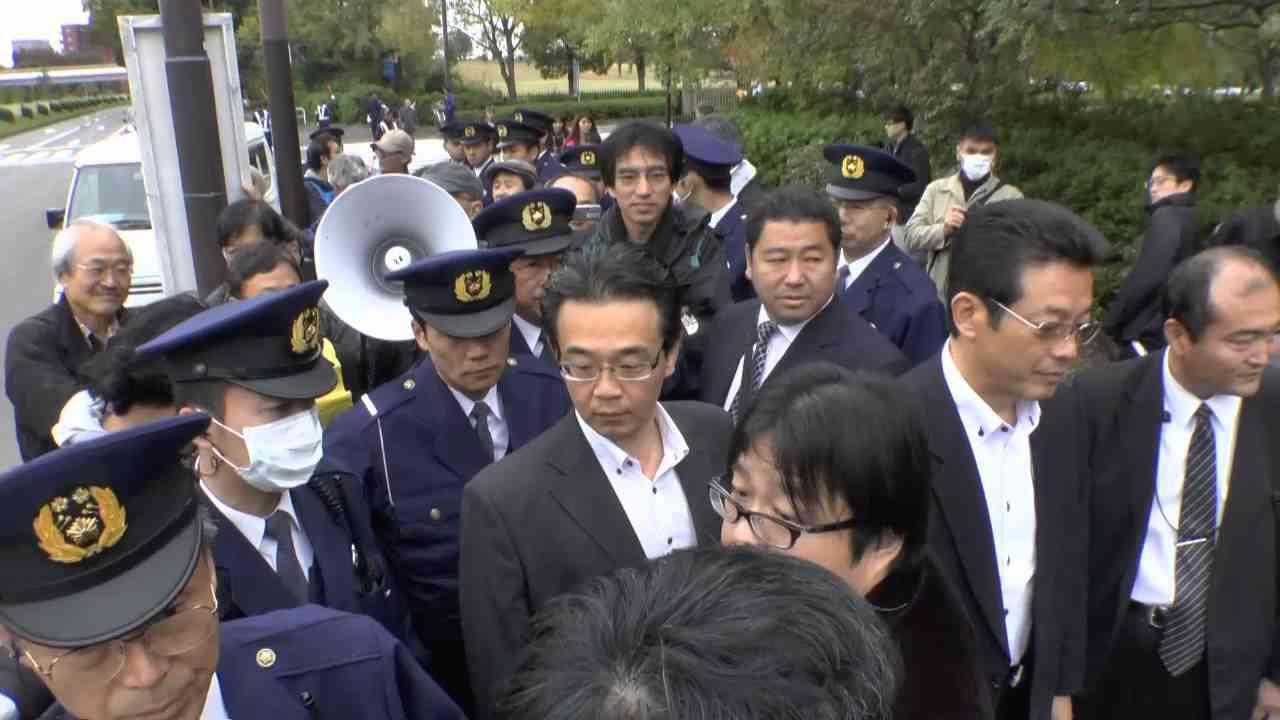 【在特会】特別感謝! 自衛隊応援国民行動 in 立川3 - YouTube