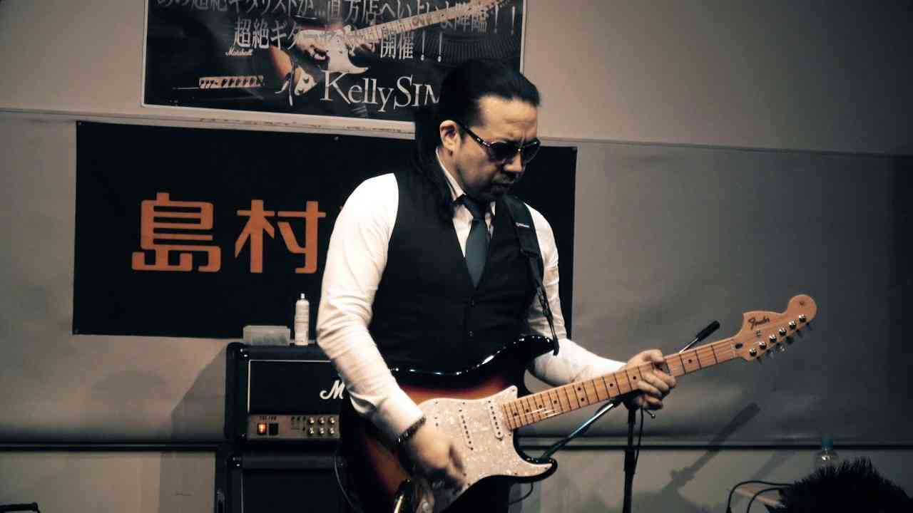 Trilogy~Evil Eye (Yngwie Malmsteen Cover) from 超絶ギターセミナー - YouTube