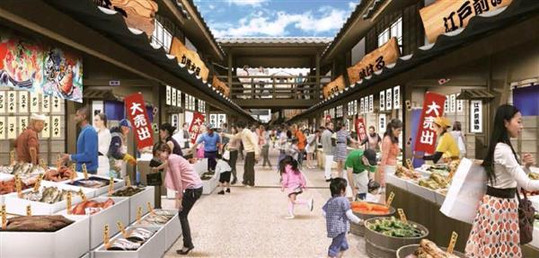 【豊洲問題】豊洲の「千客万来施設」、撤退検討の事業者に築地再開発説明 東京都、整備を要請 - 産経ニュース