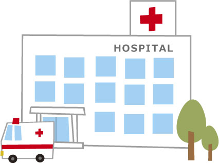 症状を説明して病院に行く勇気をもらうトピ