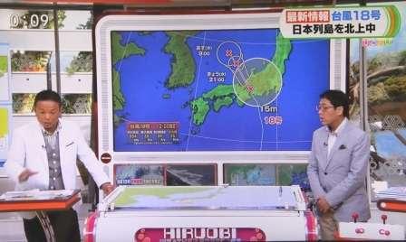 気象予報士・森田正光氏が年収告白「数千万円って感じですかね」