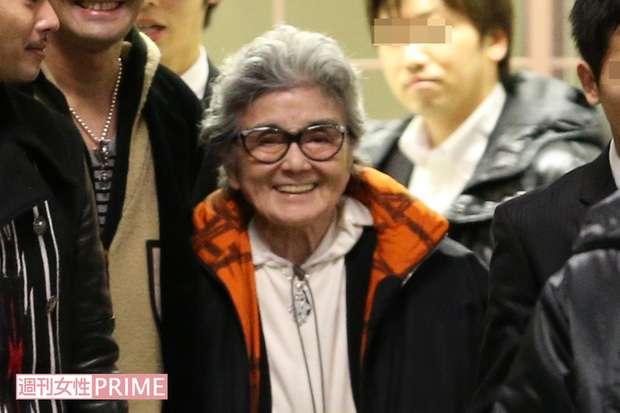 メリー喜多川副社長(90)が女性誌に大激怒! ステーキ肉を食べて超元気に (週刊女性PRIME) - Yahoo!ニュース