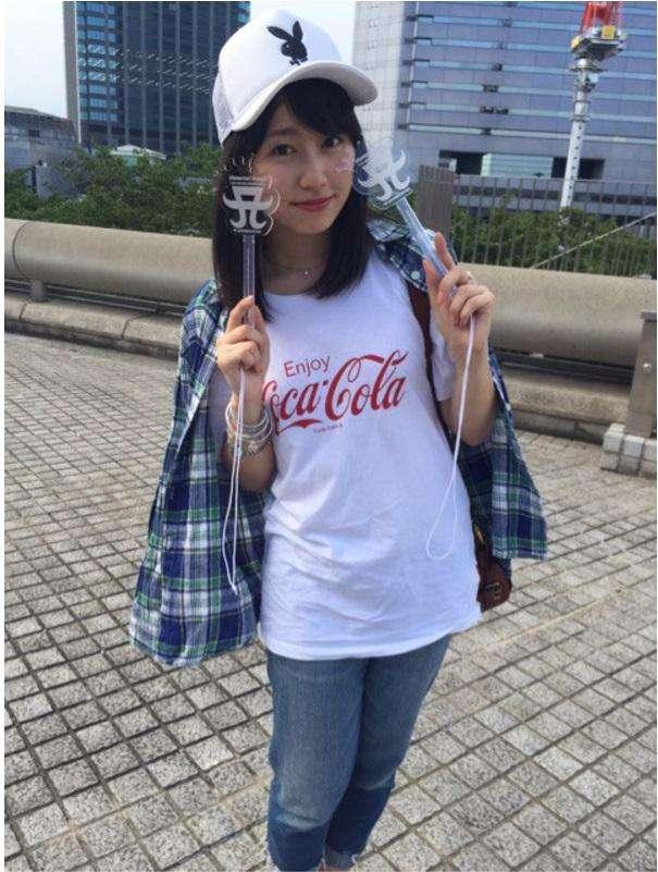 ももクロ・佐々木彩夏 「あゆコーデ」で浜崎あゆみライブに遠征 - ネタりか