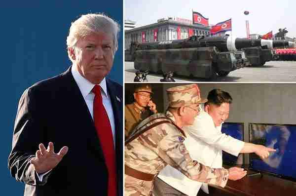 北朝鮮が大陸間弾道ミサイルの発射に成功と発表 トランプ政権が8月22日に北を空爆も|ニフティニュース