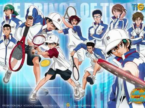 テニスの王子様 OP1 - YouTube