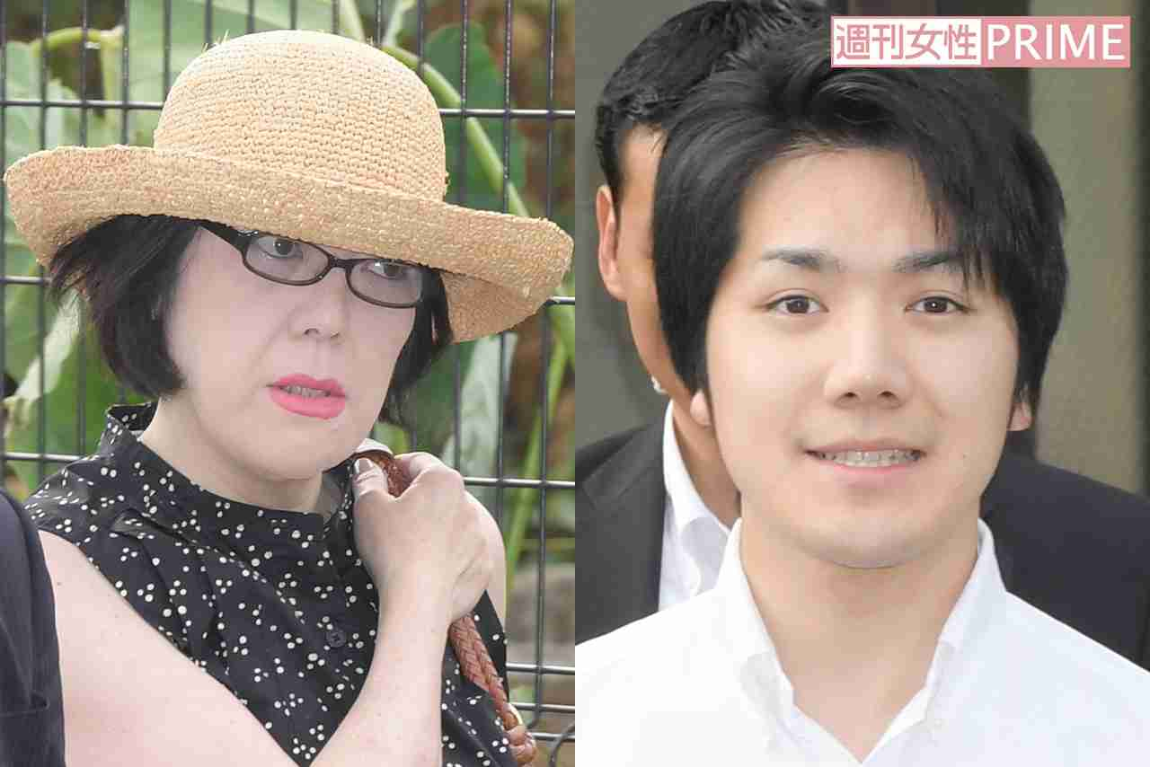 眞子さまの婚約相手・小室圭さんの母が頼る霊媒師の存在   週刊女性PRIME [シュージョプライム]   YOUのココロ刺激する
