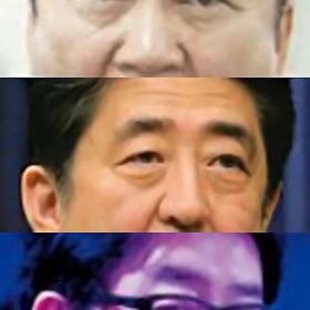 安倍首相がお友達の秋元康、見城徹と撮った「組閣ごっこ」写真が流出! 憲政冒涜の声|LITERA/リテラ