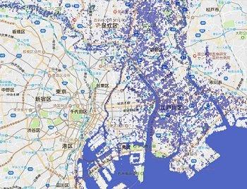 """温暖化による海面上昇が""""急加速中""""で世界沈没へ! 恐怖のシミュレーションマップでわかった「日本の沈む土地」"""