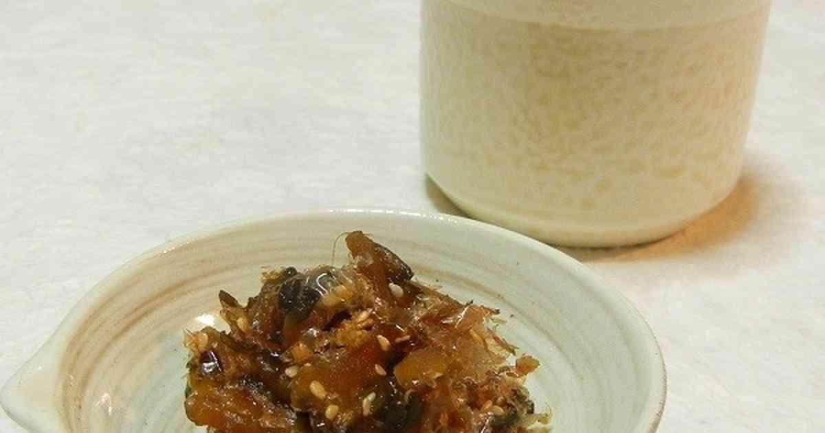 【農家のレシピ】ゴーヤの佃煮 by FarmersK [クックパッド] 簡単おいしいみんなのレシピが271万品