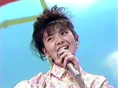 南野陽子 吐息でネット (1988) - YouTube