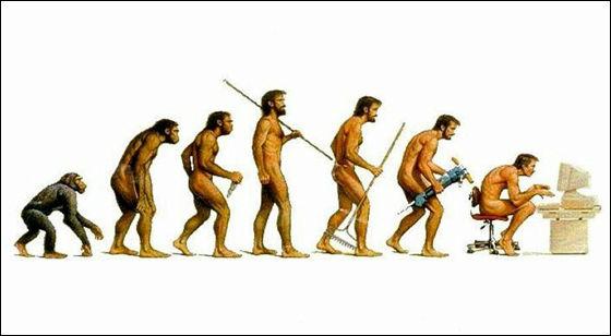 人体がこう進化したらいいのにな~