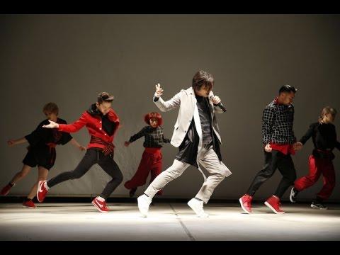 特等席から定点撮影!三浦大知「Cry & Fight」のダンスがスゴすぎる(DAICHI MIURA Dance Performance) - YouTube