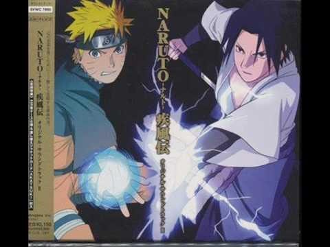 [Naruto Shippuuden Original Soundtrack 2] 15 - Shiren - YouTube