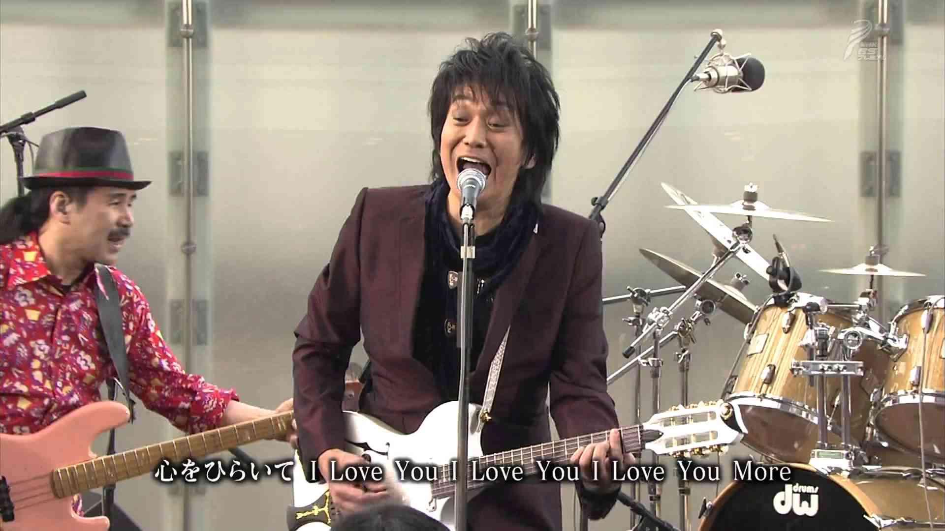 I Love Youからはじめよう 安全地帯 - YouTube