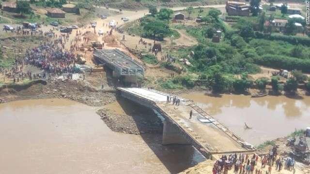 CNN.co.jp : 中国企業手掛けたケニアの橋、完成前に崩落 総工費14億円