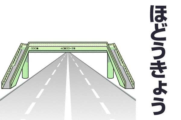 歩道橋から道路に転落、車にひかれ女性(20)死亡 自殺か 西宮市
