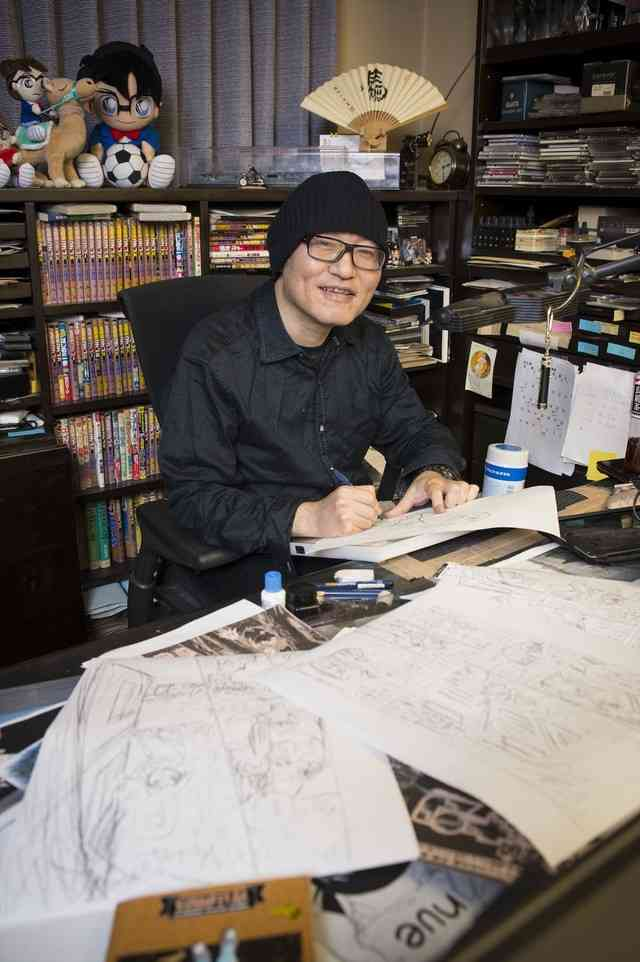「名探偵コナン」の青山剛昌、NHK特番でシャーロック・ホームズの魅力に迫る