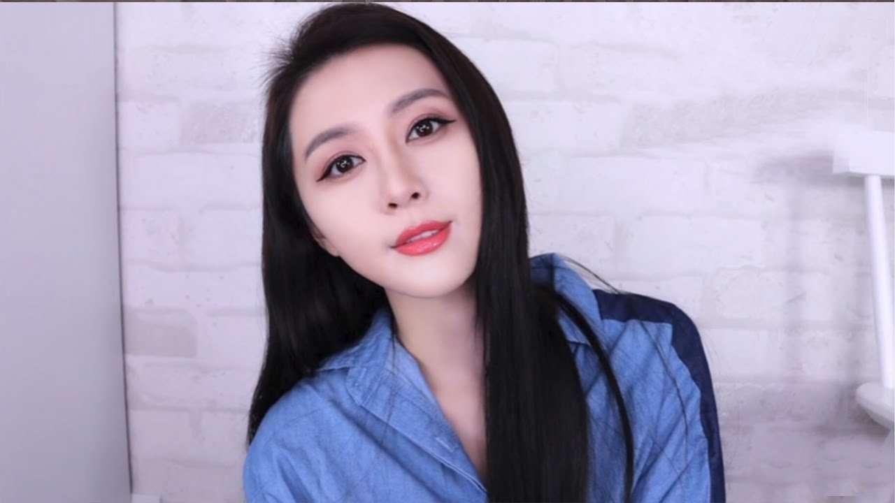 范冰冰仿妝--陳佩佩 Arial Chen - YouTube